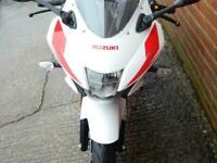 SUZUKI GSXR125 MOTORCYCLE