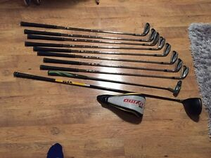 Golf club set (Adams golf) (Nike)