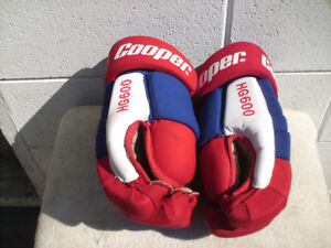 Cooper Men's Hockey gloves