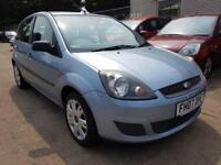 2007 FORD FIESTA 1.25 STYLE CLIMATE 46K MOT MARCH 2019 CAMBELT REPLACED