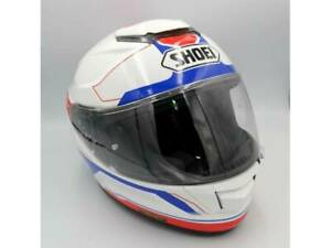 Shoei White Motorcycle Helmet 024900172753 Rockingham Rockingham Area Preview