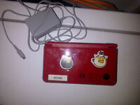 Nintendo DSi XL Special 25th Anniversary Edition with Charger
