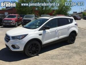 2018 Ford Escape SE  - Sunroof - Leather Seats - $202.93 B/W