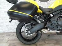 Kawasaki Versys 650 ABS fully loaded!!