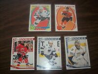 LOT 5 CARTES HOCKEY 2013 -2014 O-PEE-CHEE RETRO MARQUEE ROOKIES City of Montréal Greater Montréal Preview