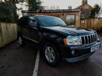 2007 JEEP GRAND CHEROKEE 3.0CRD V6 AUTO LIMITED