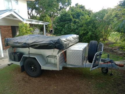 Austrack Off Road Camper Trailer Fraser 2015 Maryborough Fraser Coast Preview