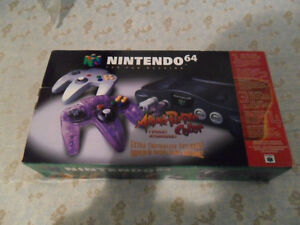 *REDUCED* Boxed Nintendo 64