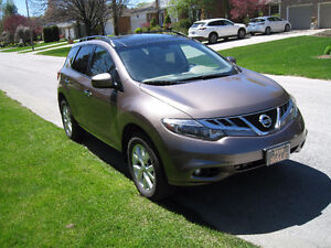 2012 Nissan Murano SL LIMITED SUV,  AWD LOADED  LOADED