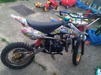 149cc pit bike for SWAPs