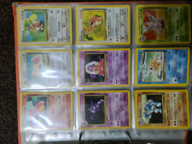 Pokemon cards set