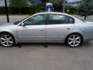 2006 Nissan Altima 2.5 S Sedan - Low km