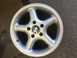 Four 1996-2002 BMW Z3 Roadster Coup OEM Factory Rims - $249