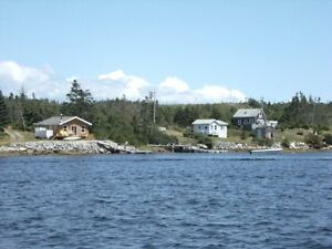 Wilson's Cove - Beautiful Liscomb Harbour