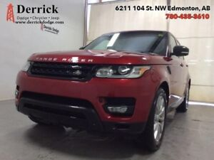 2015 Land Rover Rnge Rover Sport Used AWD V8 SC Dynamic $539 B/W
