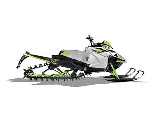 2018 Arctic Cat M 8000 SNO PRO (153) Early Release