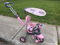 Smart Trike 4-1 push stroller to tricycle