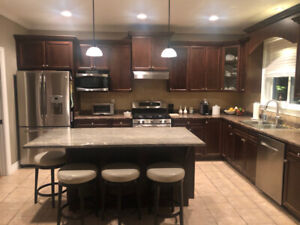 Kitchen Cupboards & Counters For Sale