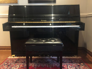 German made upright piano for sale