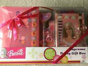BRAND NEW BARBIE SUPREME PARTY GIFT BOX