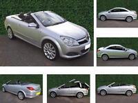 2008 Vauxhall Astra 1.9 CDTi Sport Twin Top 2dr