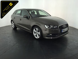 2013 63 AUDI A3 SPORT TDI 5 DOOR HATCHBACK 148 BHP 1 OWNER FINANCE PX