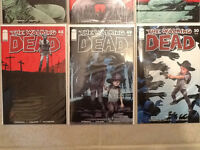 The Walking Dead issues 12-50 1st prints