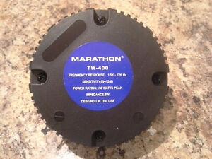 Tweeter Piezo Marathon TW-400