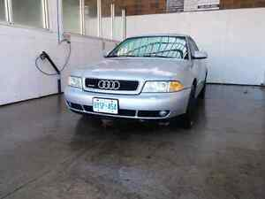 1999 Audi A4 1.8t AWD 5 Speed Sell/Trade! Windsor Region Ontario image 1