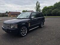Range Rover Vouge v8 LPG