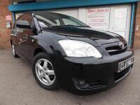 Toyota Corolla 1.4 VVT-i T3 5 Door Hatchback Petrol Manual Black 2005 (55)