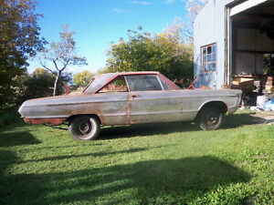 1965 Plymouth Fury lll