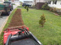 Sod Installation, Landscaping, French Drains