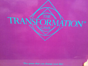 The Transformation Game (Brand new packaged in box)