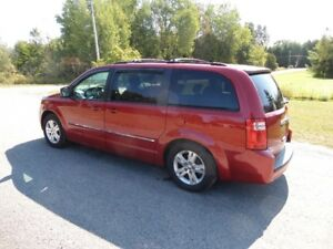 2008 DODGE CARAVAN SXT - LOADED EXTRA CLEAN 3.8 V6 -$6995 CERT