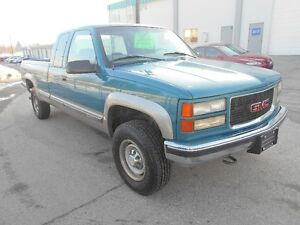 1998 GMC Sierra 2500 Auto 4x4 Great Condition Pickup Truck