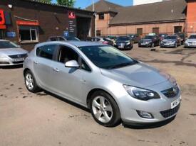 Vauxhall/Opel Astra 1.6i 16v VVT ( 115ps ) 2011.5MY SRi