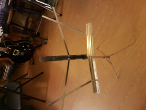 ADJUSTABLE MUSIC STAND MADE IN USA