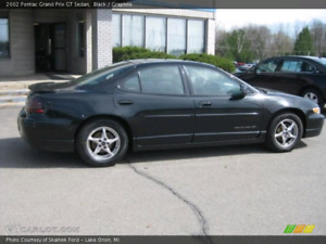 2002 Pontiac grand prix 1500 OBO