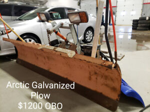 PLOW AND TONNEAU COVER - SEE PHOTOS FOR DETAILS