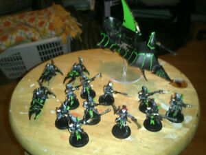 Warhammer 40k Dark Eldar Army! Massive force.