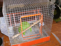 Small pet cage/chinchilla/ferret