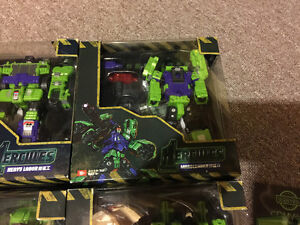 Transformers TFC Third Party Hercules / Devastator Complete Set Cambridge Kitchener Area image 5