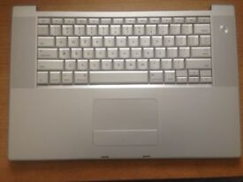 Apple MacBook keyboard assembly