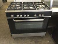 Kenwood Stainless Steel Range GAS Cooker