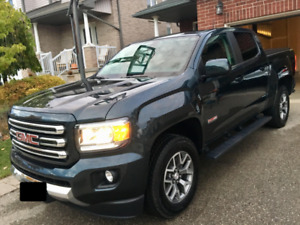 2017 GMC Canyon 4WD Crew Cab SLE ALL TERRAIN lease take over