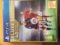 FIFA 16 PS4 excellent fully working condition