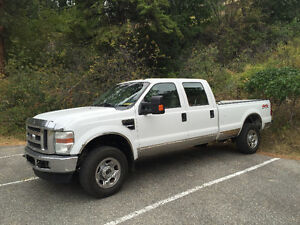 2008 Ford F-350 XLT super crew long box Pickup Truck