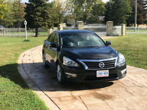 2013 Nissan Altima 2.5 SL -- Leather -- CERTIFIED !!