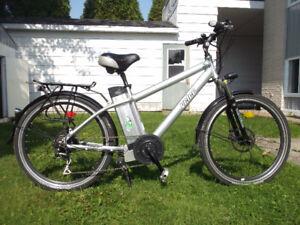 vélo électrique Velec batterie li-ion 36 volts bonne condition